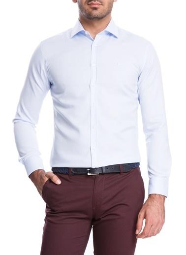 Cacharel Klasik Gömlek İndigo